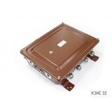 Коробка с зажимами наборными КЗНС-32 У2 IP54  пластиковый ввод